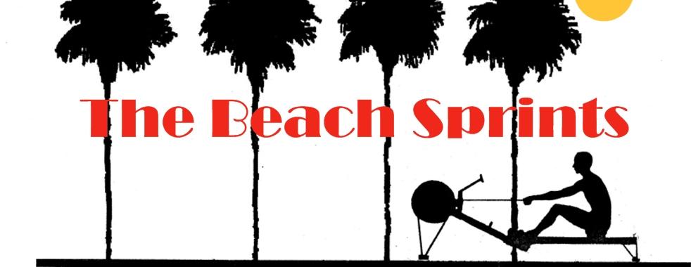 The Beach Sprints Logo